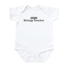 Retired Biology Teacher Infant Bodysuit