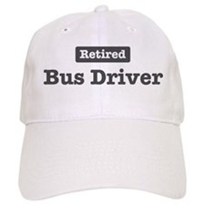 Retired Bus Driver Baseball Cap