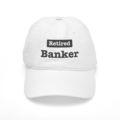 Retired Banker Cap