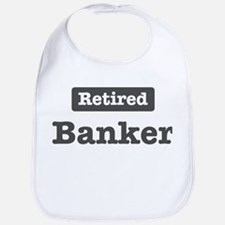 Retired Banker Bib