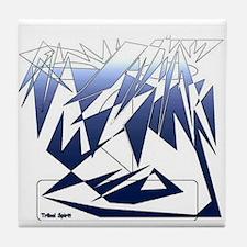 Tribal Spirit Collection Tile Coaster