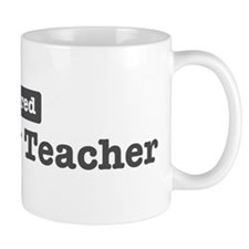 Retired Anatomy Teacher Mug