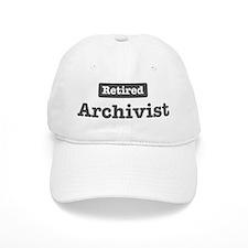 Retired Archivist Baseball Cap