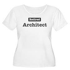 Retired Architect T-Shirt