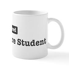 Retired Architecture Student Small Mug