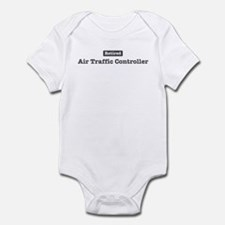 Retired Air Traffic Controlle Infant Bodysuit