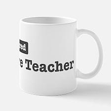 Retired Agriculture Teacher Mug