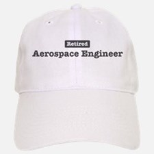 Retired Aerospace Engineer Baseball Baseball Cap