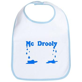 Mc Drooly Bib