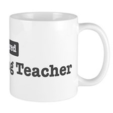 Retired Advertising Teacher Mug