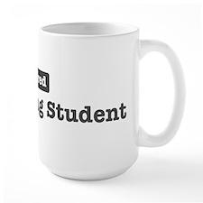 Retired Advertising Student Mug