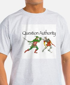 Robin vs Guy T-Shirt