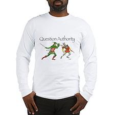 Robin vs Guy Long Sleeve T-Shirt