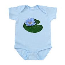 Blue Lily Infant Bodysuit