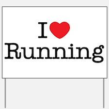+cross Country Running+yard Signs