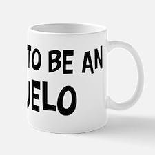 Proud to be Abuelo Mug