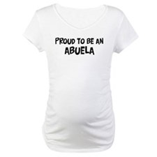 Proud to be Abuela Shirt