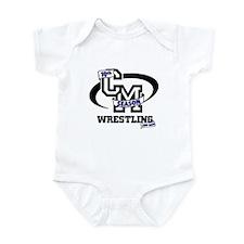 Central Mountain 10 Seasons Infant Bodysuit