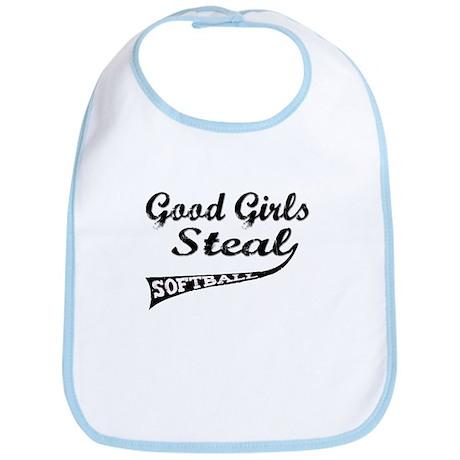 Good Girls Steal (urban) Bib