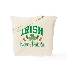 IRISH NORTH DAKOTA Tote Bag