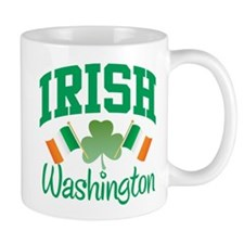 IRISH WASHINGTON Small Mug