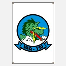 VAQ 130 Zappers Banner