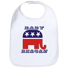 Baby Reagan Bib