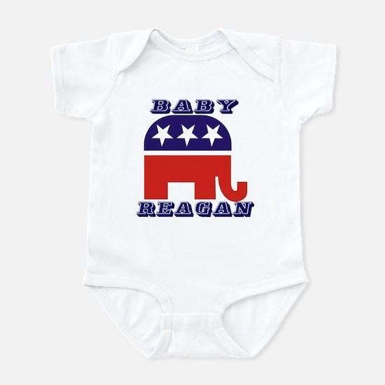 Baby Reagan Infant Creeper