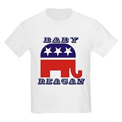 Baby Reagan Kids T-Shirt