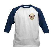 Police Veterans Badge Tee