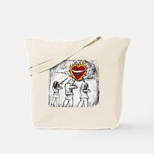 Flaming Heart - Tote Bag