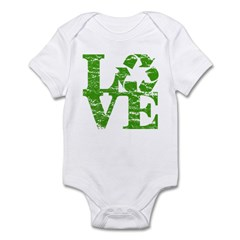 Recycled Love Infant Bodysuit