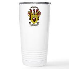 Logan Crest Thermos Mug
