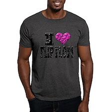 I Love Flip Flops T-Shirt