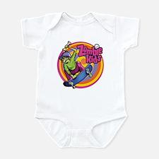 Skater Zombie Kid Infant Bodysuit