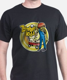 Red Wagon Zombie Kid T-Shirt