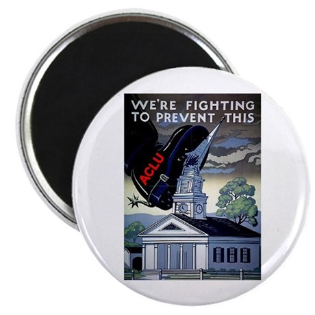 Fighting to Prevent This Magnet