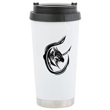 Cute Gryphon Travel Mug