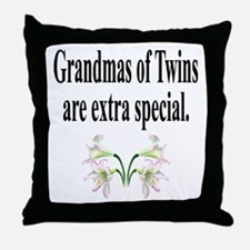 Extra Special Throw Pillow