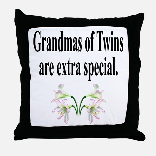 Extra Special Throw Pillow