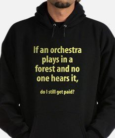 Orchestra in a Forest Hoodie