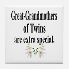 Great Grandmothers, Extra Spe Tile Coaster