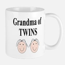 Grandma of Twins Girl/Girl Mug