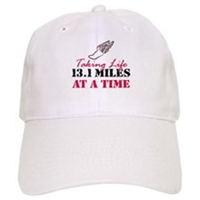 Taking Life 13.1 miles Baseball Baseball Cap