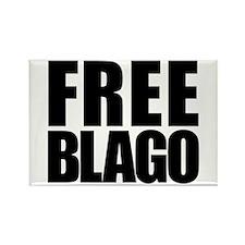 Free Blago Rectangle Magnet