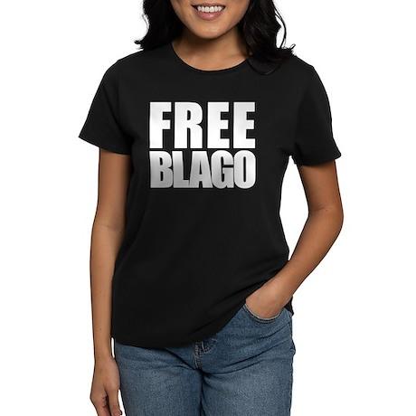 Free Blago Women's Dark T-Shirt