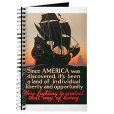 Land of Liberty and Opportunity Journal