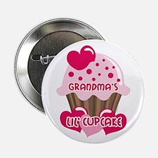 """Grandma's Lil' Cupcake 2.25"""" Button"""
