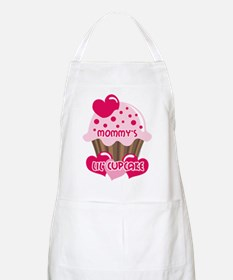 Mommy's Lil' Cupcake BBQ Apron