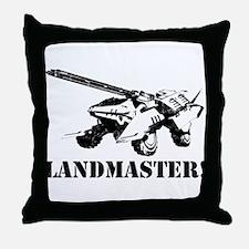 SSBB Landmaster Throw Pillow